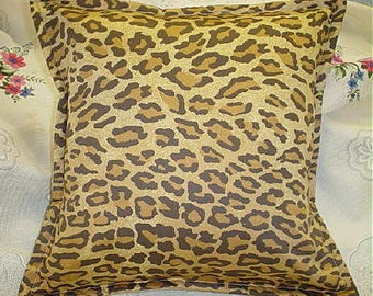 "ARAGON SATEEN - Pair (2) Custom Pillow shams Ralph Lauren Fabric - 300 TC - 16"" x 16"" Square"