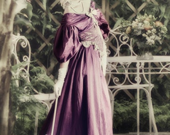 Edwardian, Romantic, Teens, Downton Abbey Ball outfit