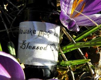 Blessed Ostara Magickal Ritual Oil - Spring Equinox Sabbat Spell Oil (15ml)