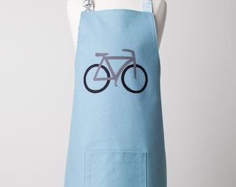 Tween / KId Appliqué Bike Apron Ages 5+