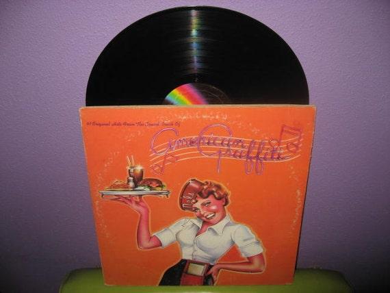 Vinyl Record American Graffiti Original Soundtrack Double Lp