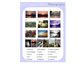 3 Fine Art Photography Cards/ Mix N Match (you choose)-blank, nature, abstract, landscape, art