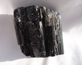 Black Tourmaline Natural Stone - For Protection