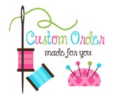 Custom Order for Trish0317 - Two Super Cute Children's Hello Kitty Pillowcases