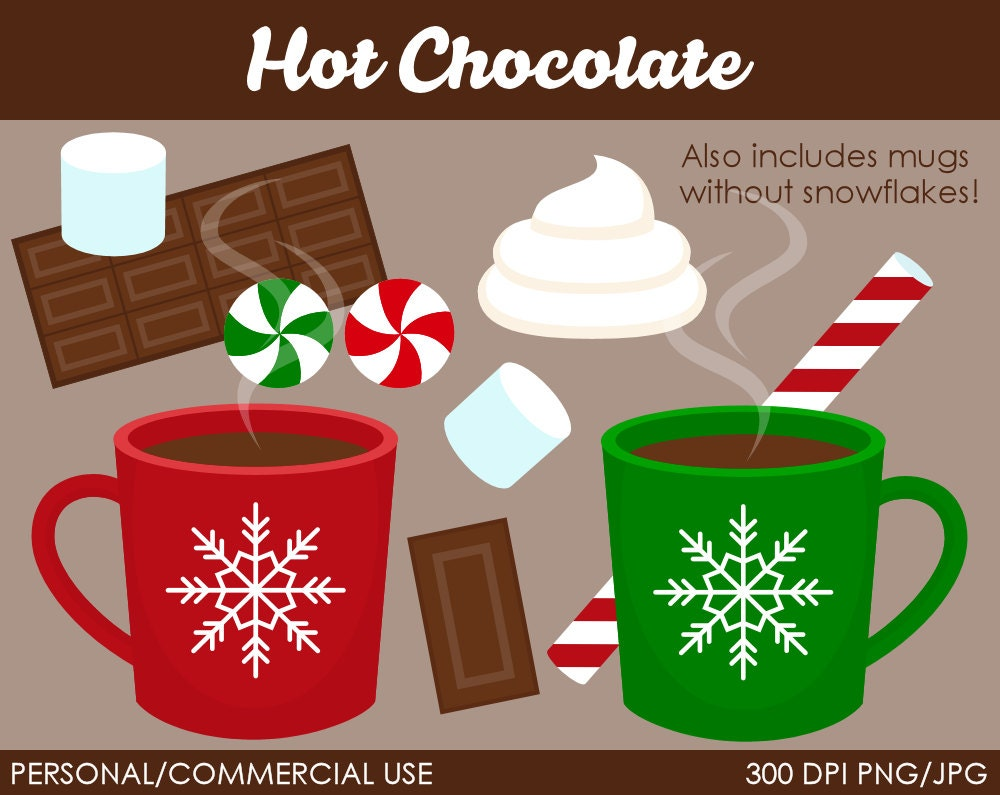 Hot Cider Clipart Hot Chocolate Clipart