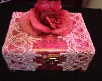 Decorative Treasure Box