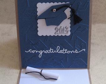 One Congratulation on your Graduation Card