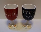 Beer Goblets, For your Man Cave, Beer Mugs