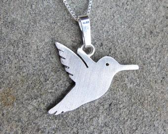 SALE Hummingbird Pendant