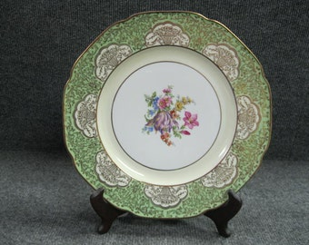 Antique Bavaria Germany Plate  - 10-3/4""