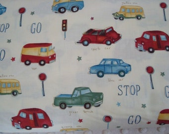 Stop N Go Fabric by Michael Miller - 1 yard