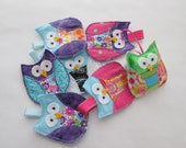 Private Listing: 20 Owls with Pockets for Karen