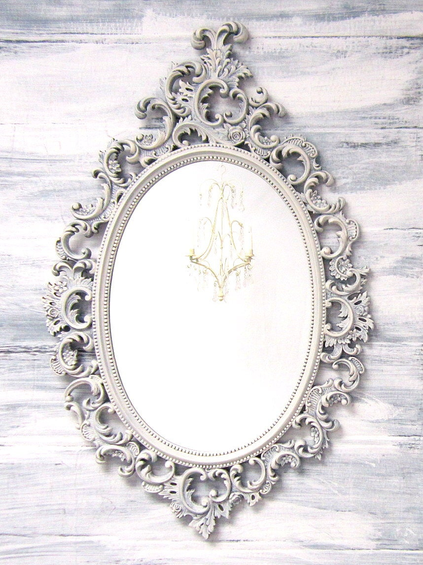 Decorative vintage mirrors for sale french by revivedvintage for Fancy mirror