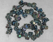 75%off Titanium Coated Druzy Free-Form Nugget Bead Strand 15-20mm 27 nuggets LAST ONE
