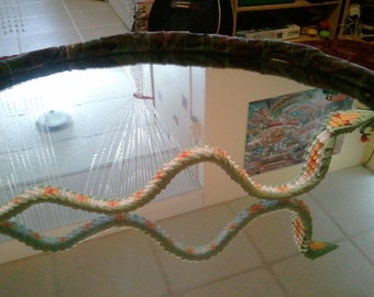 3D origami snake 2