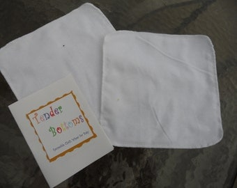60 Ct. 1 Ply Tender Bottoms Baby Wipes