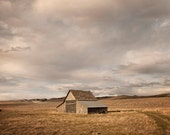 Country Barn Photograph, Architecture Photography, Farm Photography, Sunset Light, 8x12 - ApplesAndOats