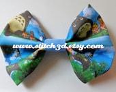 My Neighbor Totoro Hair Bow or bow tie