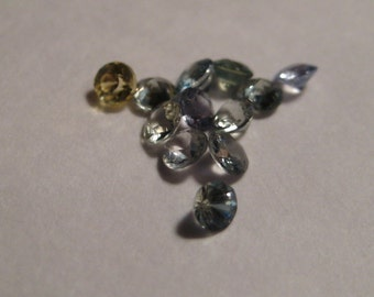 Songea Sapphires .......     2.8   mm   ......      12 pieces   ...    a955