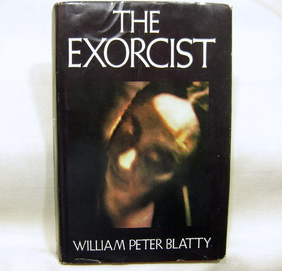 THE EXORCIST First Edition 1971 Book club Edition