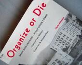 Vintage 1970 Book Organize of Die Nonfiction
