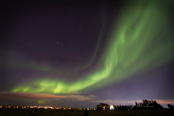 Northern lights photo aurora borealis by j2studiosphotography