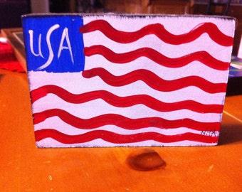 USA flag love it