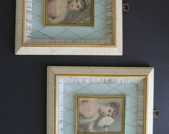 Shabby Chic Shadowbox Pictures