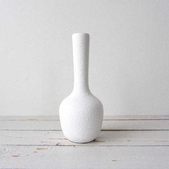 Vintage / Royal Haeger Ceramic Vase /  Lava Pebble Finish