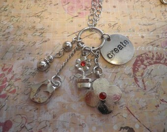 Create Charm Necklace