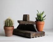 antique farm trowels