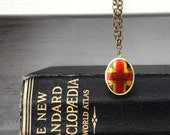 British Crown Queen Locket Steampunk Styled Necklace - LONG LIVE The QUEEN Ed 4 - ltd ed of 2 - Etsy Uk