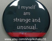 This Button Is Channeling Lydia Deetz