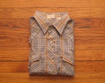 mens vintage LEE western shirt