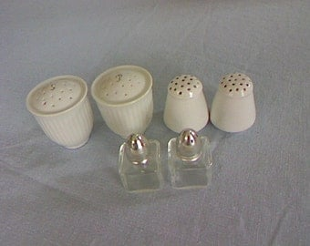 Vintage Collection of Salt and Pepper Shakers
