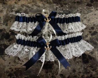 Beautiful Handmade Wedding Garter