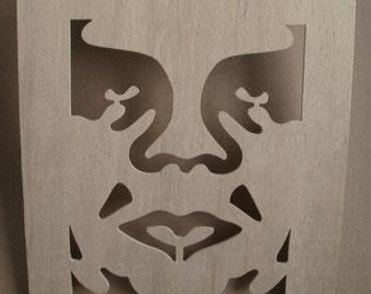 Obey Giant Stencil Shepard Fairey