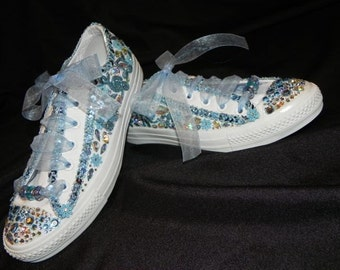 Custom Converse / Personalized Low Top Shoes