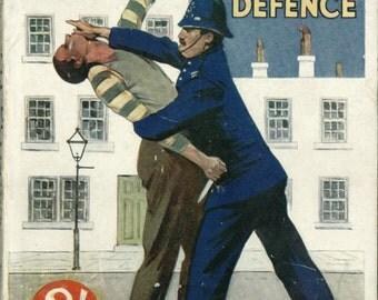 Ju-jitsu and jujutsu self defence PDF Ebooks, 1906 and 1913 Steampunk interest