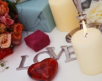 LOVE SPELL Type--Creamy Hand and Body Lotion--Made with Goat's Milk--Shea Butter-Aloe-Honey and Vitimin E--Huge 8 oz.--Yummy