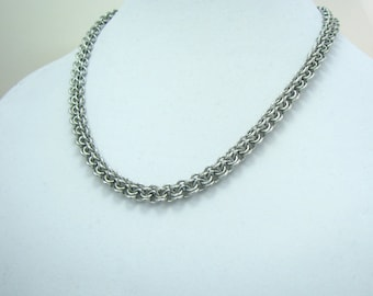 Caroline Chainmaille Necklace