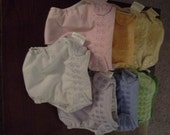 Snap Conversion from Velcro or Aplix for Cloth Diapers (COLOR MATCHED)
