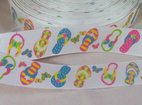 Pretty Sandals Grosgrain 7/8 Ribbon