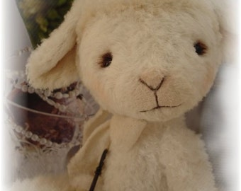 "Sewing Pattern PDF 7.5 Inch Lamb ""Hope"""