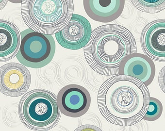 URBAN MOD Roundabout by Day (UR-70019) - Patricia Bravo - Art Gallery Fabrics - By the Yard
