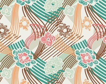 Swept Away Intensity  (SML-202) - Summerlove by Patricia Bravo - Art Gallery Fabric - By the Yard