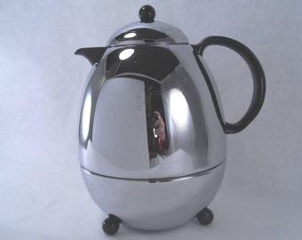 Retro Bauhaus Coffee Server Thermos Studio Nova Vintage 80s