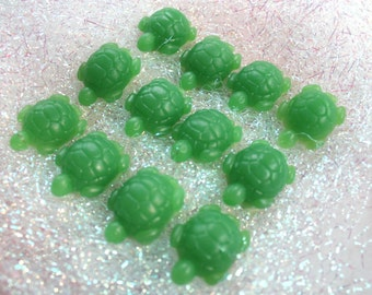 6 Turtle Soaps