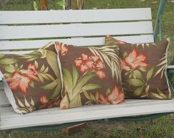 shabby chic pillow covers