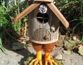 Baba Yaga's Hut-Made to order OOAK